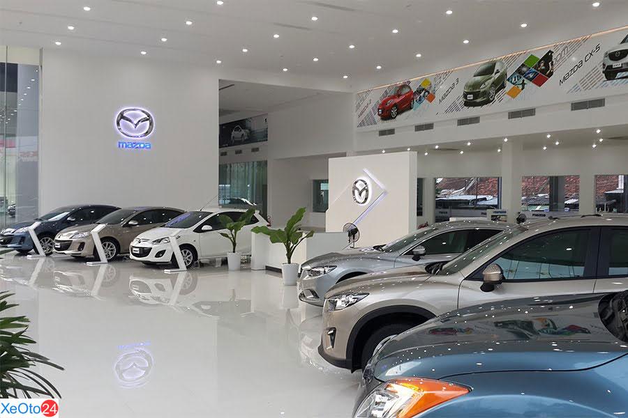 xưởng Mazda Bình Định