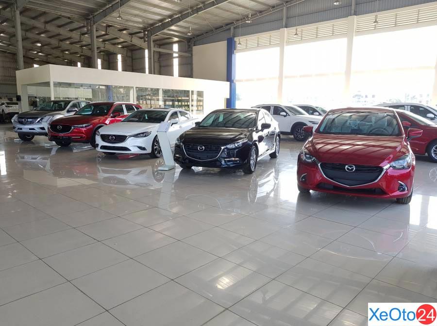 Cơ sở vật chất tại Mazda Lạng Sơn – Mazda Phường Đông Kinh được đầu tư hiện đại và tiên tiến nhất khu vực