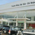 Đại lý Toyota Đông Sài Gòn CN Gò Vấp