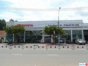 Đại lý Toyota Đông Sài Gòn - Nguyễn Văn Lượng