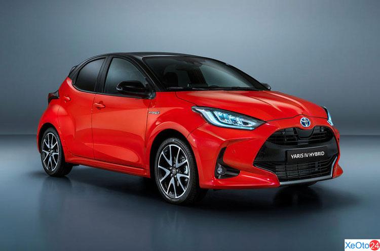 Giá Toyota Yaris 2020