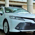 Giá xe Toyota Camry 2020