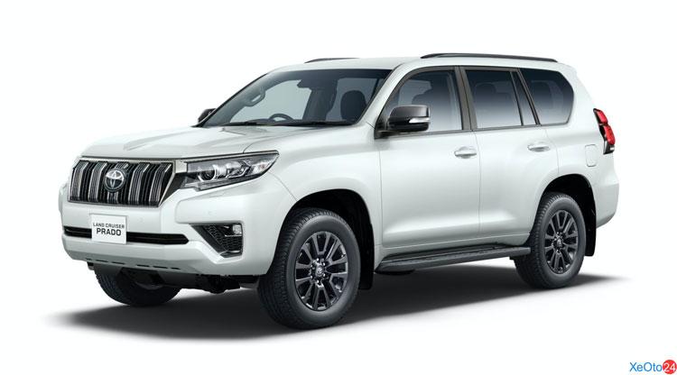 Giá xe Toyota Land Cruiser Prado 2020