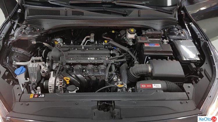Động cơ trang bị trên xe Kia Cerato 2020