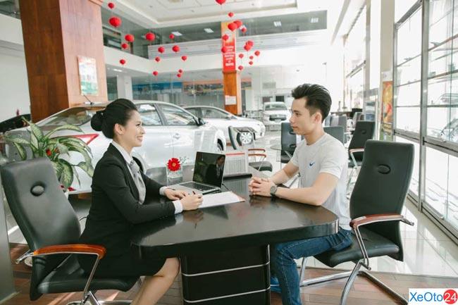 Mang đến sự hài lòng cho khách hàng tại Toyota Ninh Kiều