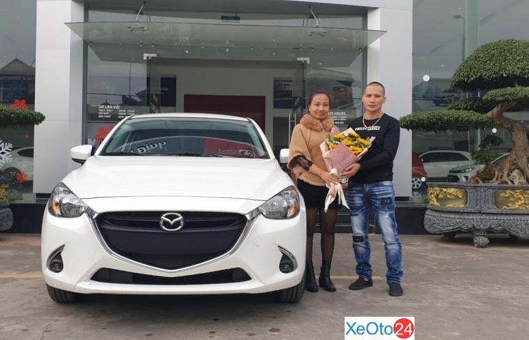 Mazda Thái Nguyên