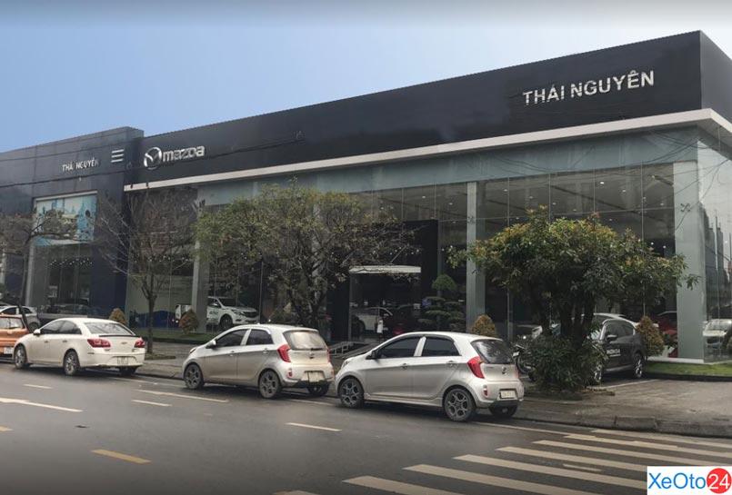 Showroom-Mazda-Thái-Nguyên
