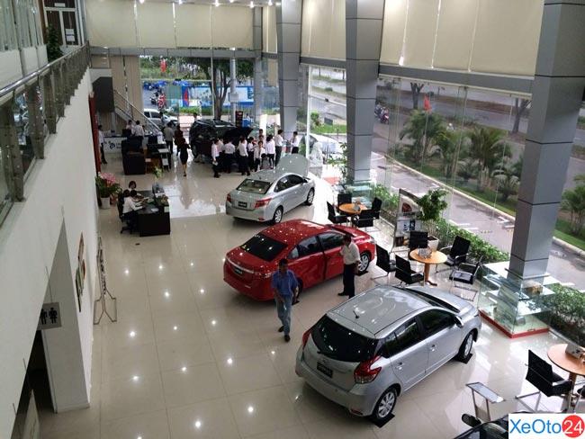 Showroom trưng bày sản phẩm