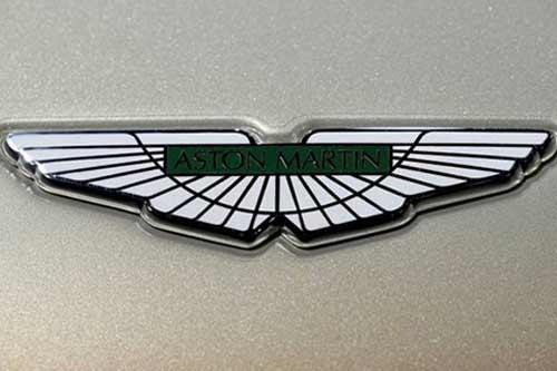 Thương hiệu xe Aston Martin