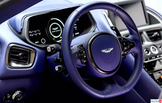 Nội thất xe Aston Martin DB11