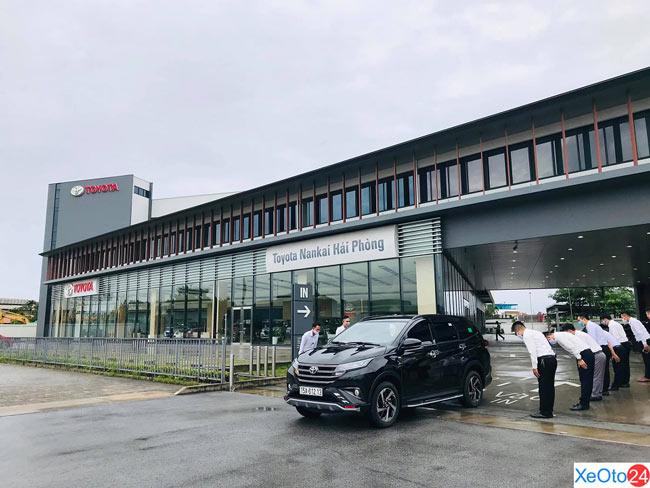 Tổng quan Toyota Hải Phòng