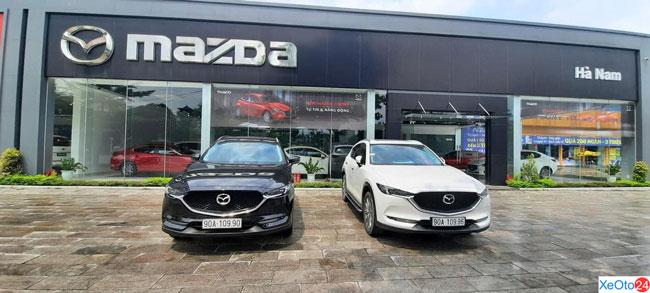 Tổng quan đại lý Mazda Hà Nam
