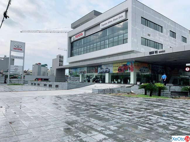Tổng quan về Toyota IDMC Hoài Đức