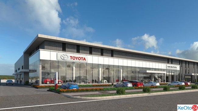 Tổng quan về Toyota IDMC Phú Thọ