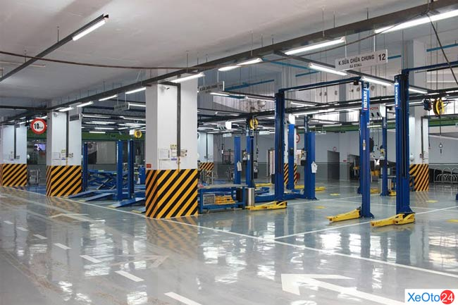 Toyota Bắc Ninh đảm bảo sẽ mang đến dịch vụ hoàn hảo cho khách hàng.