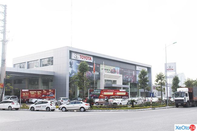 Toyota Bắc Ninh đang có rất nhiều chương trình ưu đãi hấp dẫn dành cho khách hàng sử dụng dịch vụ của đại lý