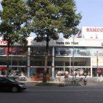 Cơ sở Toyota Bến Thành