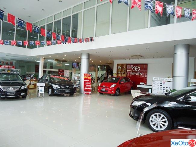 Toyota Đông Sài Gòn CN Gò Vấp mang lại nhiều giá trị cho khách hàng