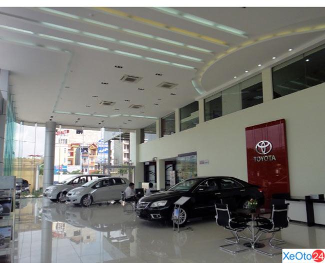 Toyota Giải Phóng có nhiều ưu đãi cho khách hàng