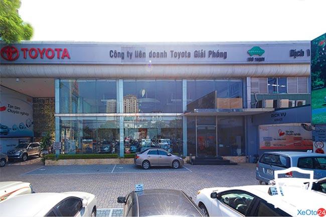Toyota Giải Phóng đã đi vào hoạt động hơn 20 năm