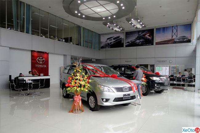 Toyota Giải Phóng là nhà cung ứng lớn của một loạt các công ty lớn