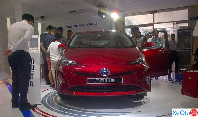 Toyota Hà Tĩnh nhận được nhiều ưu ái từ phía khách hàng