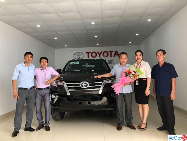 Toyota Sông Lam đặt trách nhiệm và uy tín lên hàng đầu