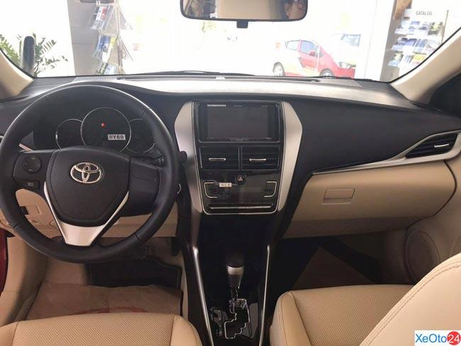 Toyota có thiết kế sang trọng bậc nhất