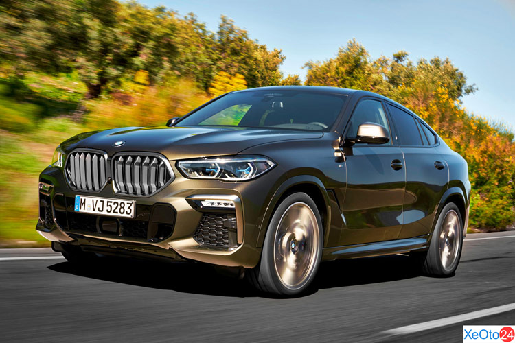 Xe BMW X6 M Sport