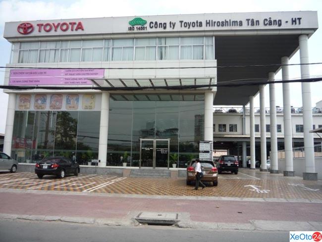 Đại lý ô tô Toyota Hiroshima Tân Cảng - HT