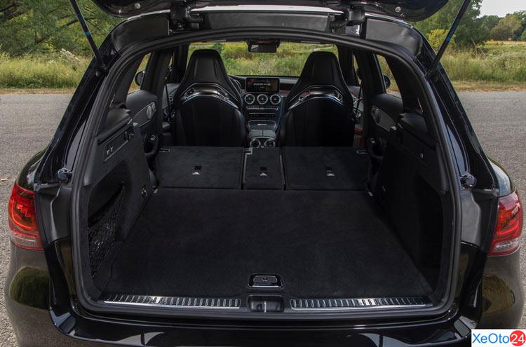 Cốp xe Mercedes GLC 2020