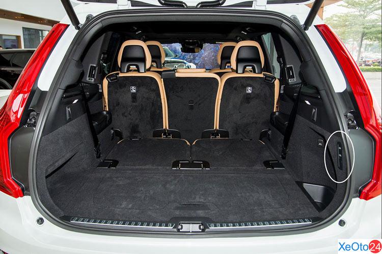 Cốp xe Volvo XC 90