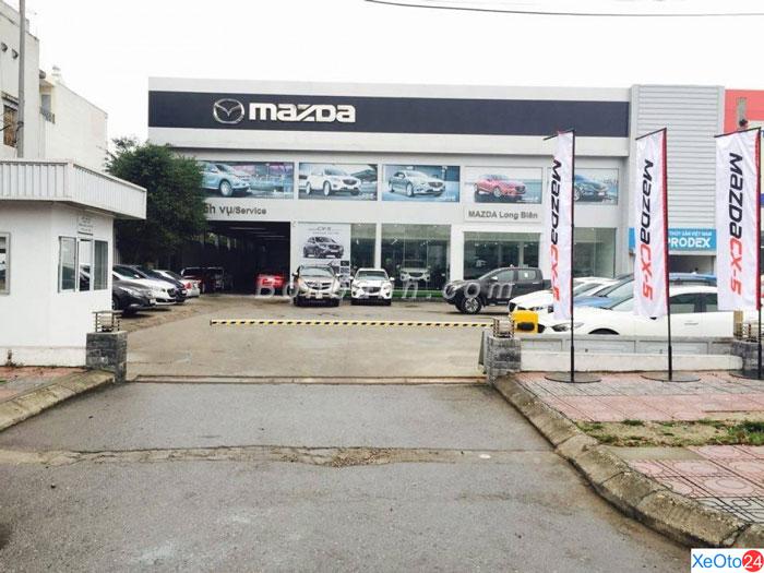 Đại lý Mazda chính hãng