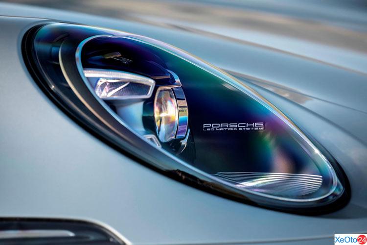 Đèn xe Porsche 911 2021