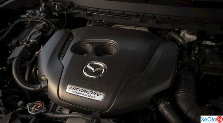 Động cơ xe Mazda 6 2020