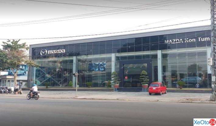 Giới thiệu về Mazda Kon Tum