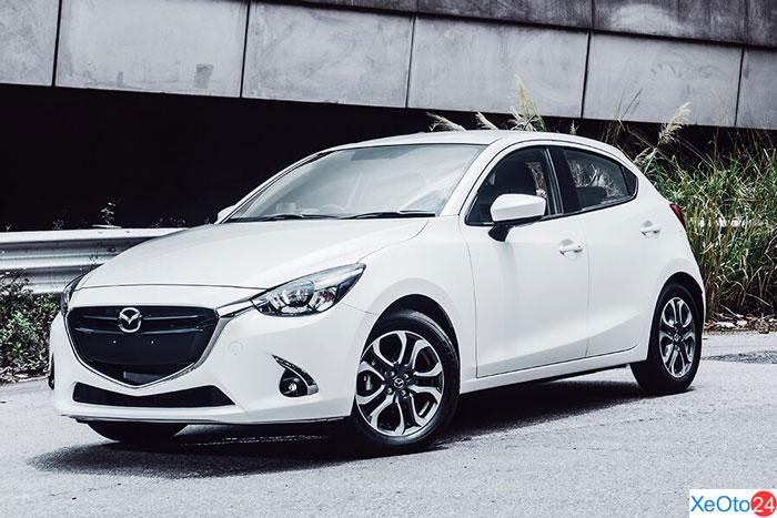 Mẫu xe Mazda 2