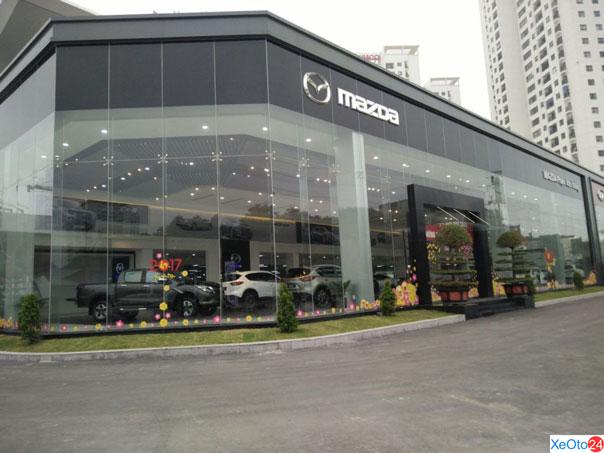 Mazda Phạm Văn Đồng được đầu tư theo mô hình 5S của tập đoàn Mazda Việt Nam