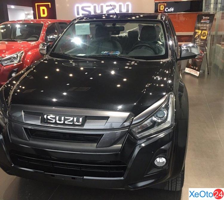 Phần đầu xe ISUZU D-MAX 2020