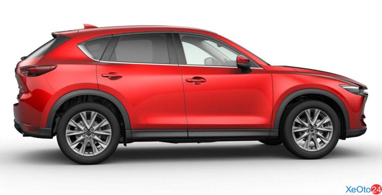Phần thân xe Mazda CX 5