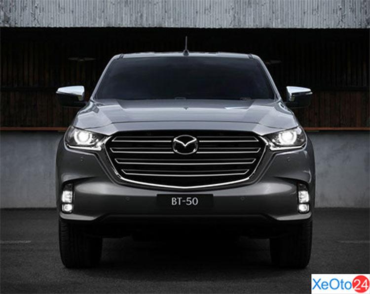Phần đầu Xe Mazda BT-50 2021