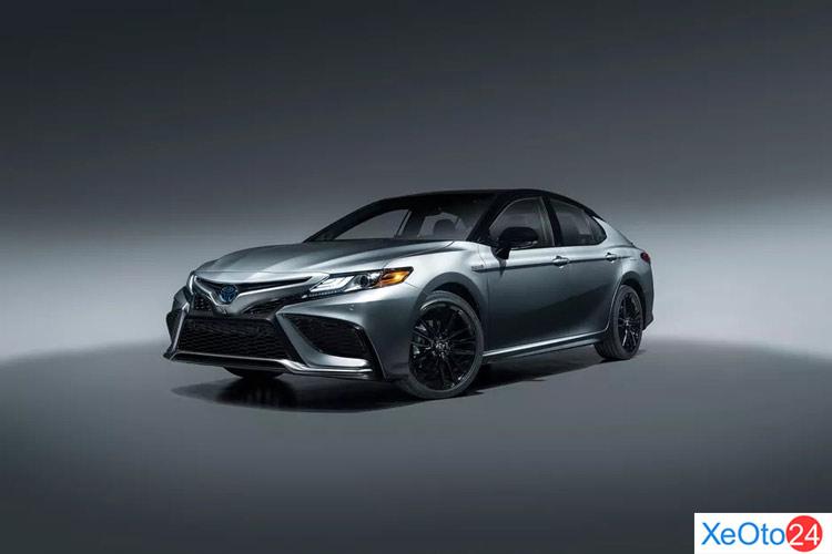 Toyota Camry được đánh giá cao