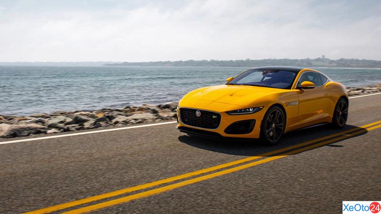 Xe Jaguar F-type 2021