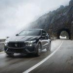 Xe Maserati Levante 2020