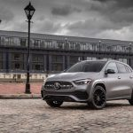 Xe Mercedes-Benz GLA 2021
