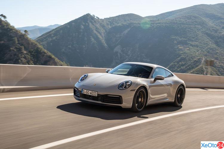 Xe Porsche 911 2021