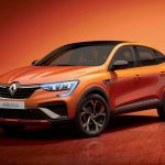 Xe Renault Arkana 2021