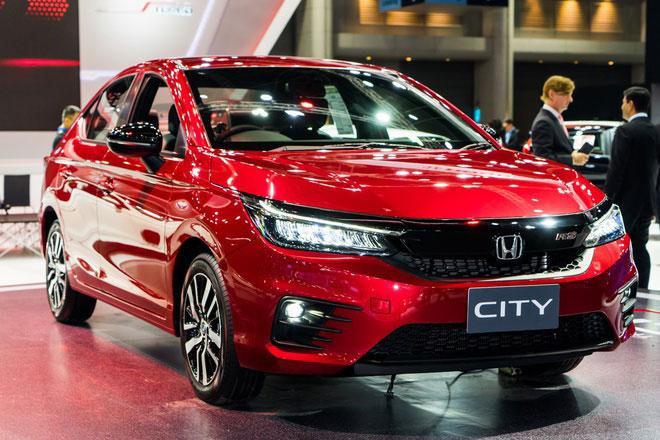 Xe Honda City 2021
