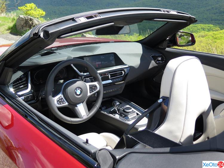 BMW Z4 mui trần