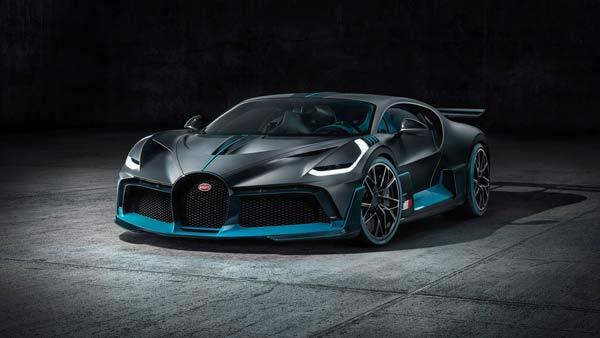Siêu xe Bugatti Divo